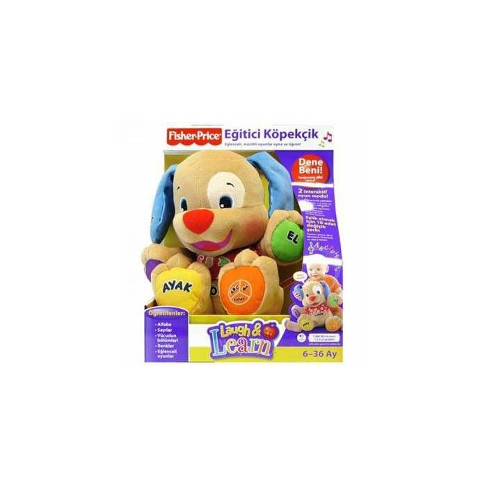 Fisher-Price E�itici K�pekcik Konu�an K�pek