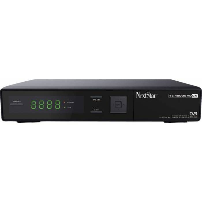 Nextstar 18000 CX HD Full HD 1080p,USB Receiver