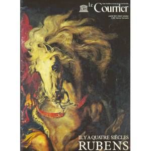 COURRIER, LE / Juin 1977 - RUBENS say�s�