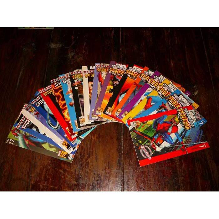 ULTIMATE �r�mcek Adam Lot'u  Spider-man 17 say�