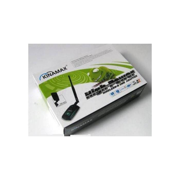 KINAMAX W3011 54 Mbps WIRELESS USB ADAPTOR ALICI