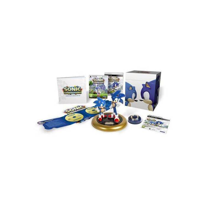 Sonic Generations: Collector's Edition