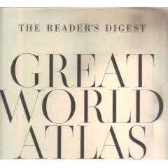 GREAT WORLD ATLAS-READER'S DİGEST-DEV ATLAS