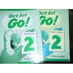 OXFORD - GET SET GO 2 (PUP�L'S BOOK & WORKBOOK)