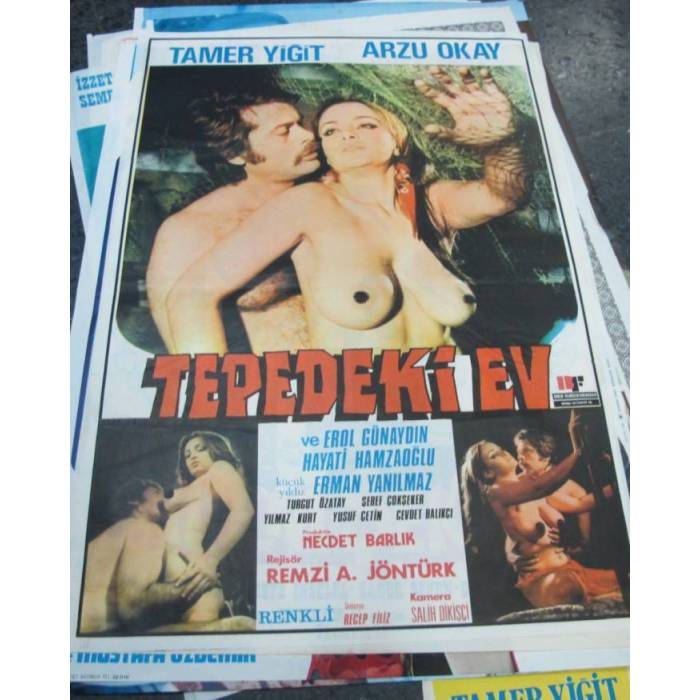 tepedeki ev arzu okay tamer yi�it _film   afi�
