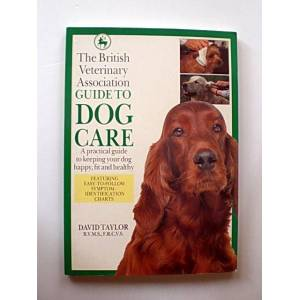 GUIDE TO DOG CARE - DAVID TAYLOR