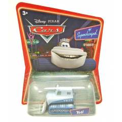 s-DISNEY PIXAR CARS ARABA - yeti