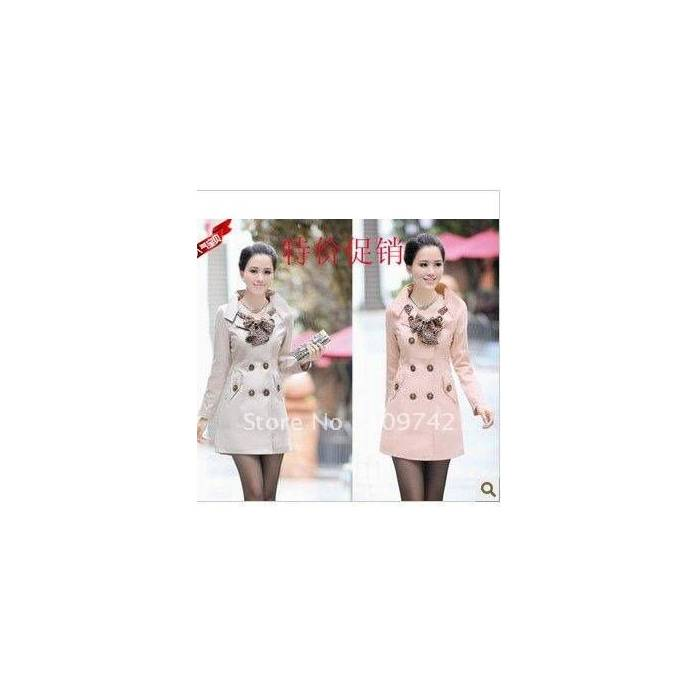 JAPON STYLE  BAYAN TRENCHCOAT
