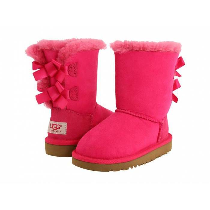 UGG �ocuk Bot - Bailey Bow (Toddler)