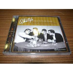 WESTLIFE * ALLOW US TO BE FRANK  (CD)