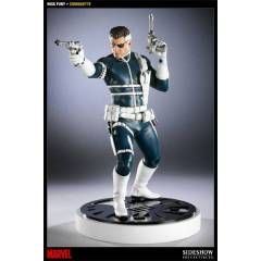 Nick Fury Comiquette-Sideshow Collectibles