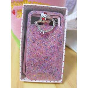 IPHONE4-4S HELLO KITTY S�L�KON TA�LI ARKA  KAPAK