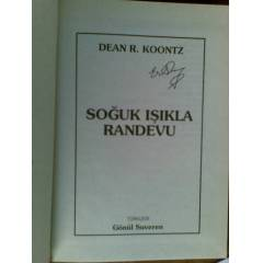 SO�UK I�IKLA RANDEVU DEAN R.KOONTZ 1995 1.BASKI