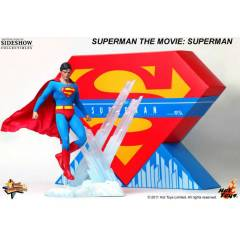 Superman Hot Toys 12 inch Figure