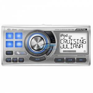 Alpine CDA 118M Marin Cd Mp3 iPod Radyo Al�c�