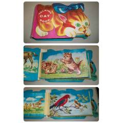 TALKING CAT BOOK - ESK� SESL� �OCUK K�TABI