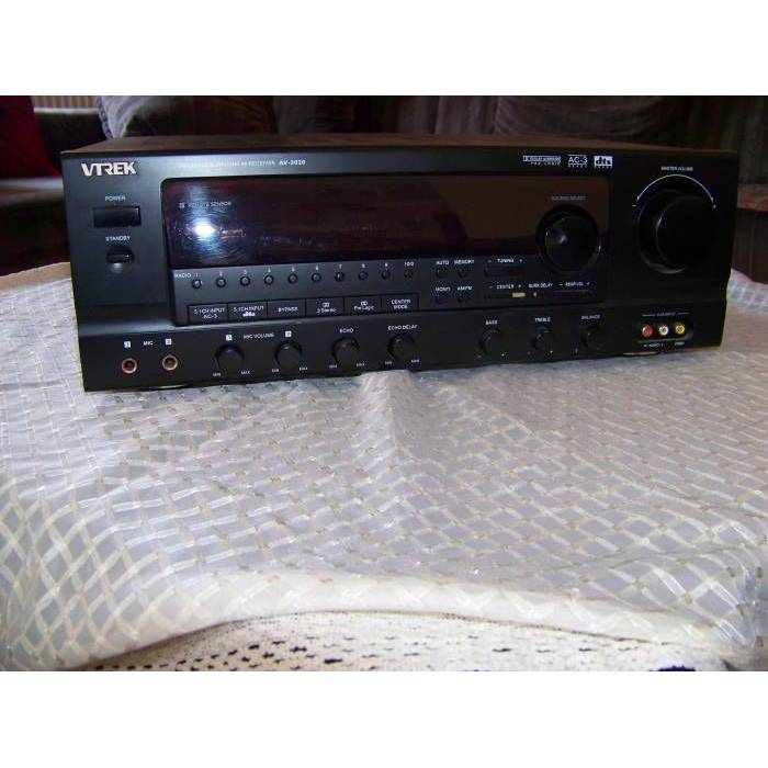 Vtrek AV-3020  Prologic Surround AV. Receiver