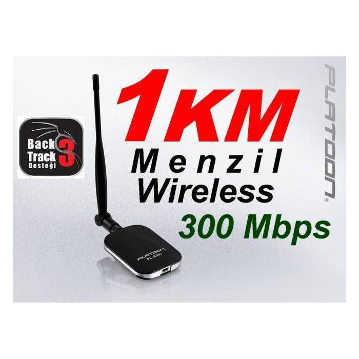USB WiFi Wireless KABLOSUZ �NTERNET ADAPT�R 1 KM