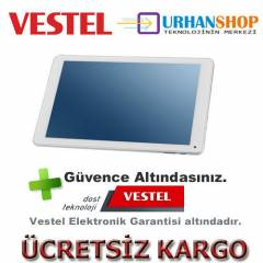 Vestel V Tab 10 Tablet Pc 4 Çekirdek 16gB 5Mp