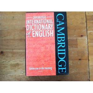 cambridge-internatioal dictionary of english-h76