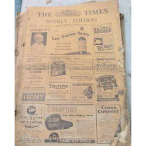 the times weekly edition say�- 3078_1936