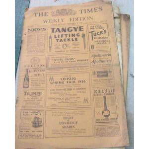 the times weekly edition say�- 3076_1935
