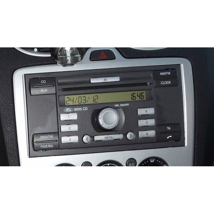 Ford Focus 2 6000 Cd Orjinal Oto Cd �alar Teyp