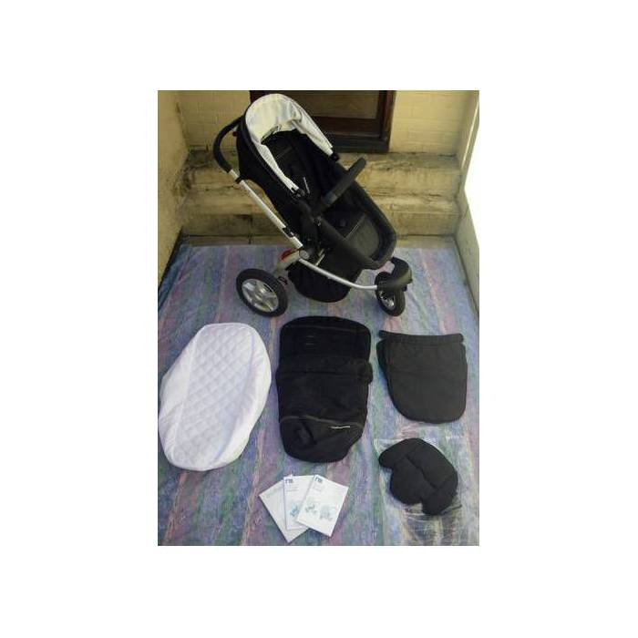 Mothercare MY3 Travel System bebek arabas�
