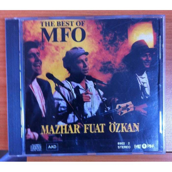 MF� - BEST OF MF� CD 2.EL