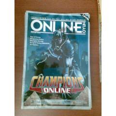 ONLINE OYUN KASIM 2009*CHMPIONS ONLINE*AGE OF CO