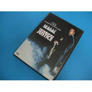 DVD STEVEN SEAGAL OUT FOR JUSTICE �NT�KAM YEM�N�