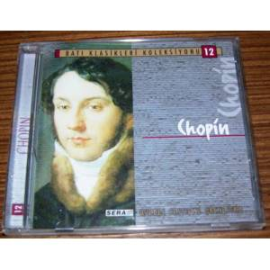 CHOPIN * CONCERTO FOR PIANO (CD)