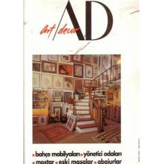SDR@ ART DECOR BAH�E MOB�LYALARI MAYIS 1994