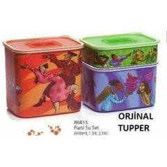 TUPPERWARE PART� SU SET g�zde �r�n ka�mazzzzzzz