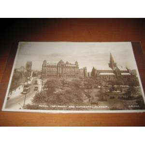 ROYAL INFIRMARY AND CATHEDRAL GL-ESK� KARTPOSTAL