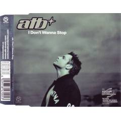 ATB -  I DON'T WANNA STOP  CD-SINGLE 2.EL