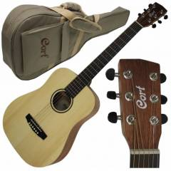 Cort Earth-Mini F - 3/4 Elektro Akustik Gitar
