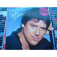 SHAKIN STEVENS-THE BOP WON'T STOP-LP