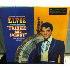 ELVIS PRESLEY - FRANKIE AND JOHNNY  SIFIR 180 GR