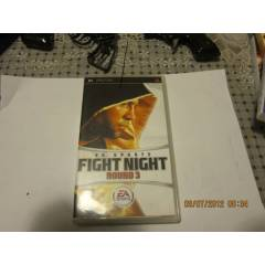 fight night round 3 psp oyun