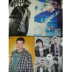 Justin Bieber Kanye West Cory Monteith Gece