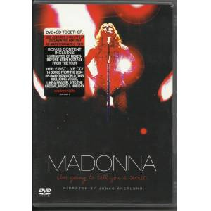 MADONNA - I'M GOING TO TELL .. DVD+CD 2.EL