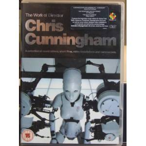 CHRIS CUNNINGHAM  DVD 2.EL