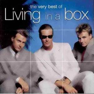 LIVING IN A BOX  THE VERY BEST OF    CD ALB�M
