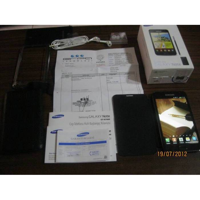 samsung galaxy note n7000 2. El