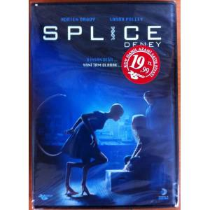 SPLICE DENEY - ADRIEN BRODY  DVD 2.EL