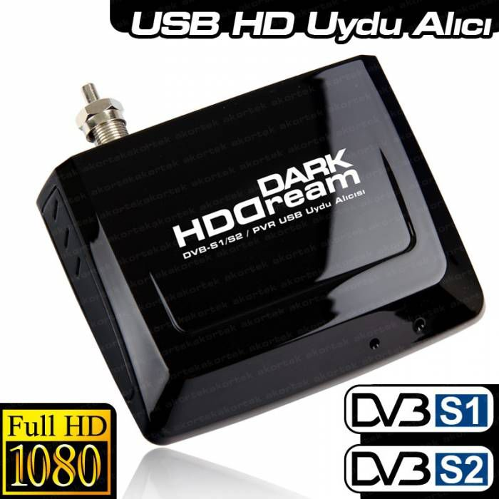 Dark HD Dream DVB-S2 USB Uydu Al�c�