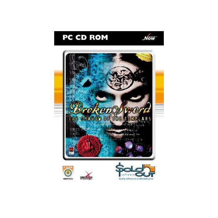 PC Broken Sword: Shadow of the Templ (ORJ SIFIR)