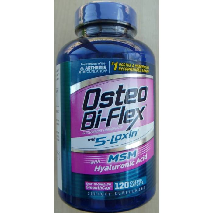 Osteo Bi-Flex 5-Loxin With MSM 120 Tablet