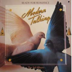 MODERN TALKING - READY FOR THE ROMANCE 3rd Album